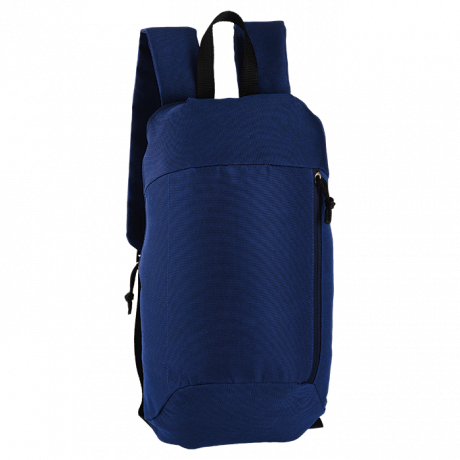 BB0178 - Backpack with Side Zip