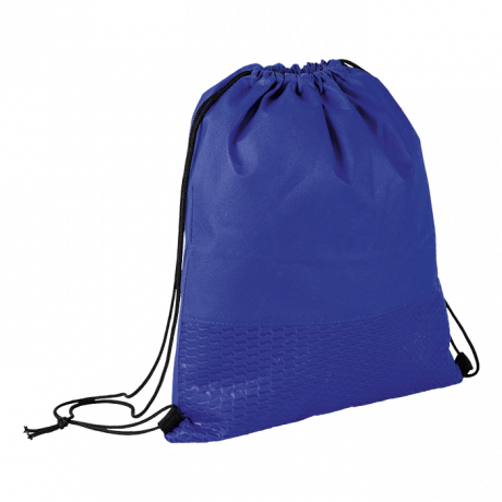 BB0202 - Wave Design Drawstring Bag - Non-Woven