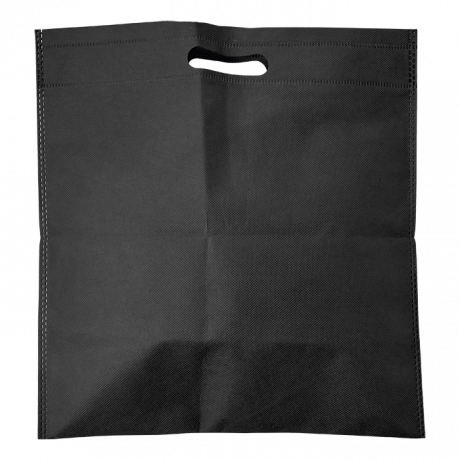 BB7858 - Non-Woven Shopper With Integrated Handles