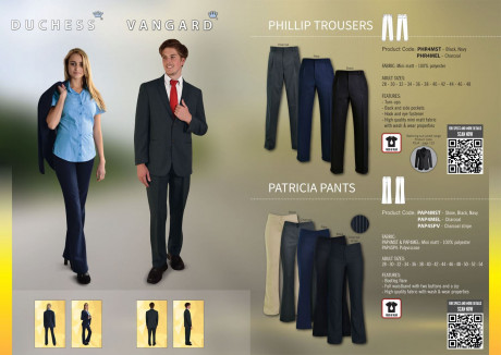 Patricia Pants - While stocks last