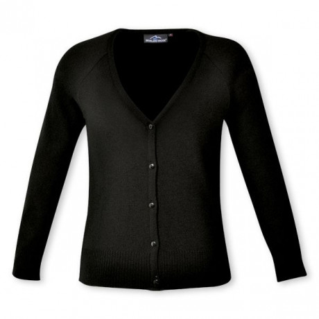 Ladies Classic Cardigan - Alternative Stock (End of Range) - Only sample orders will be accepted as returns.