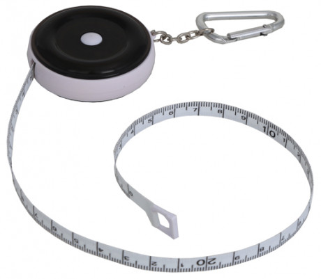 Tape Measure & Carabiner