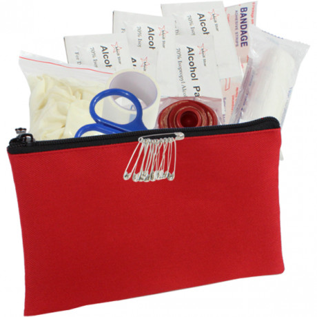 Minidoc First Aid Kit with 1 col