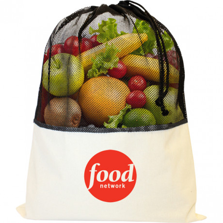 Pepper Vegetable Bag with 1 Col print