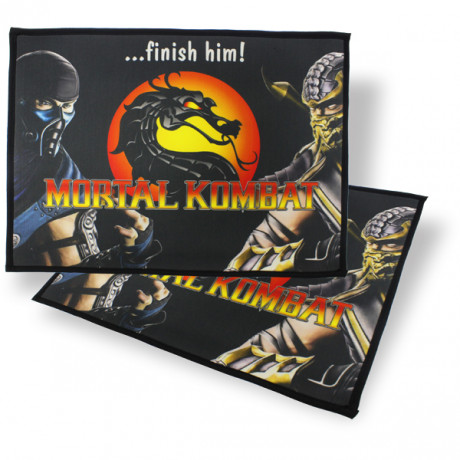 Neptune FC Gaming Mousepad with FC print